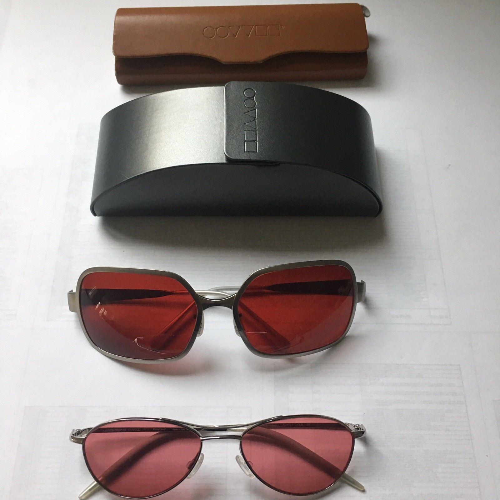 f26e36670cd5c0 Les paires de lunettes de soleil Oliver Peoples, utilisées par Brad Pitt  dans Fight Club, boîtes de protection incluses, ont été vendues à 1099  !