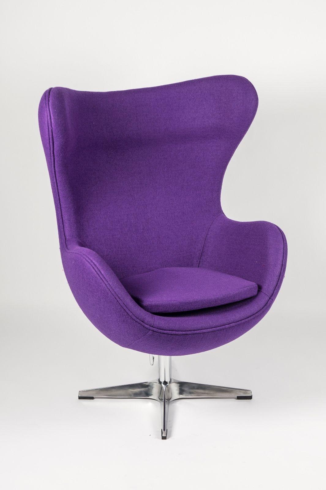 Une sélection des plus beaux fauteuils oeuf récemment vendus sur eBay !