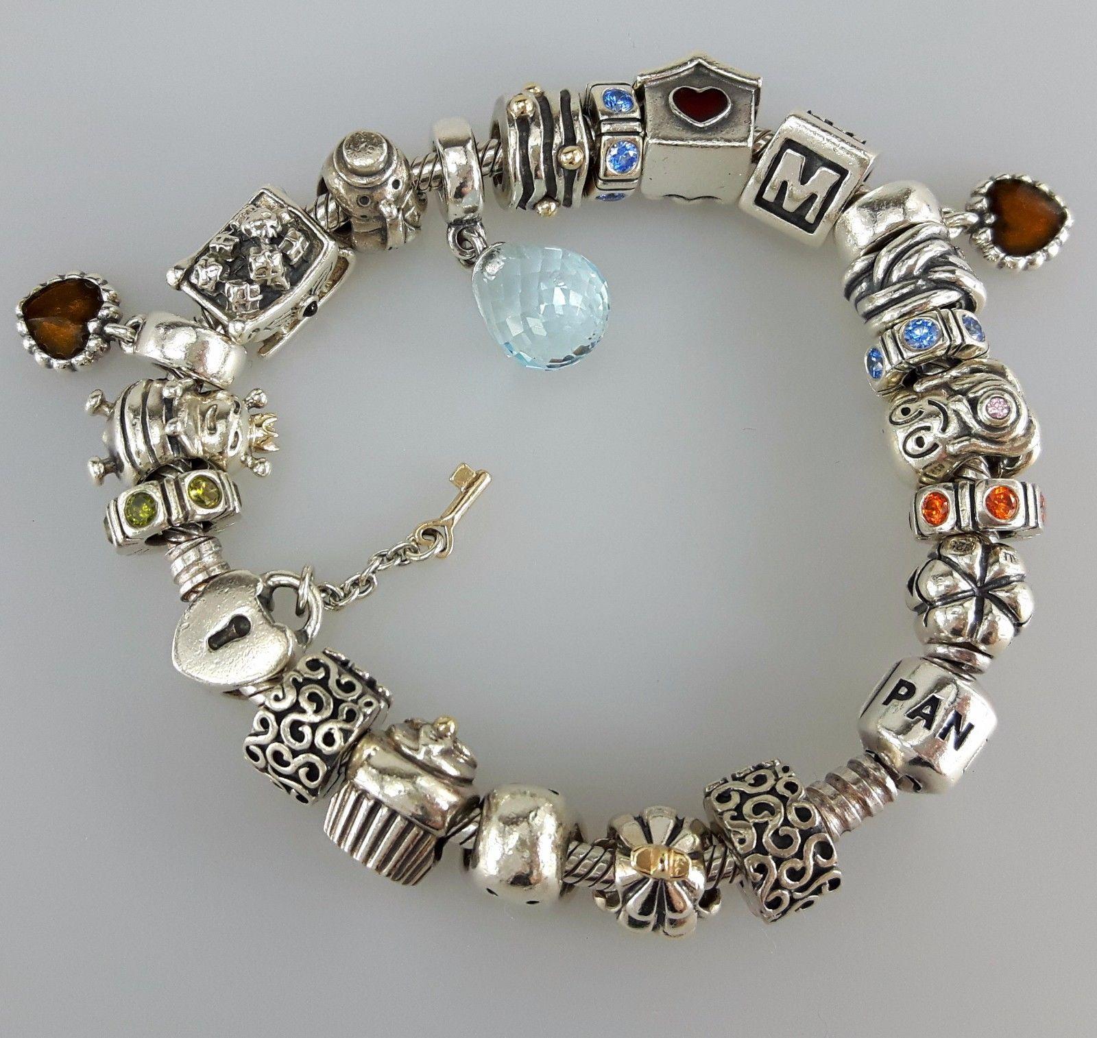 Les Bracelets  U00e0 Breloques Pandora Les Plus Chers Vendus