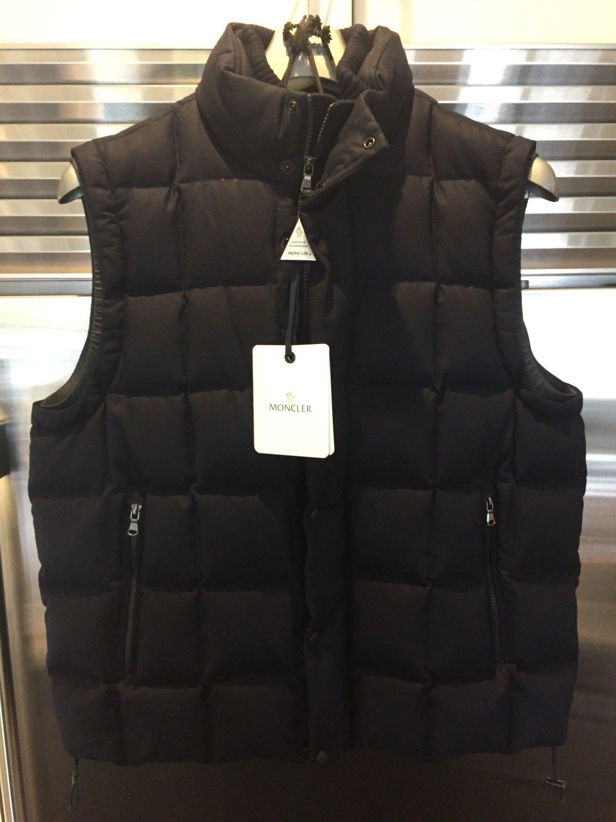 Moncler hommes : 5 modèles de vestes les plus chers sur eBay !