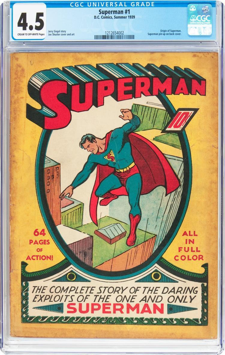 Datant Superman