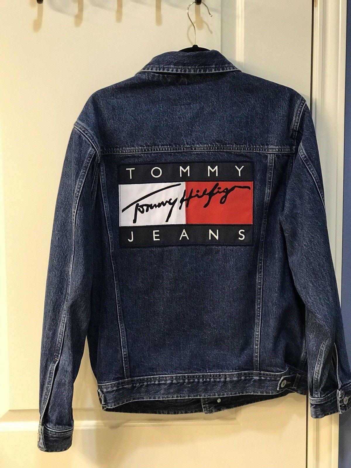 bon marché courir chaussures dessins attrayants Tommy Hilfiger : 5 modèles de vestes vintages vendues sur eBay !